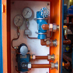 power pack insode container 7