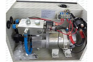 Components of Hydraulic Power Packs | Sealtec Hydraulics