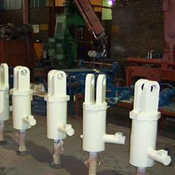 HP crusher cylinder 2 | Sealtec Hydraulics